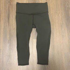 Lululemon Cropped workout pants